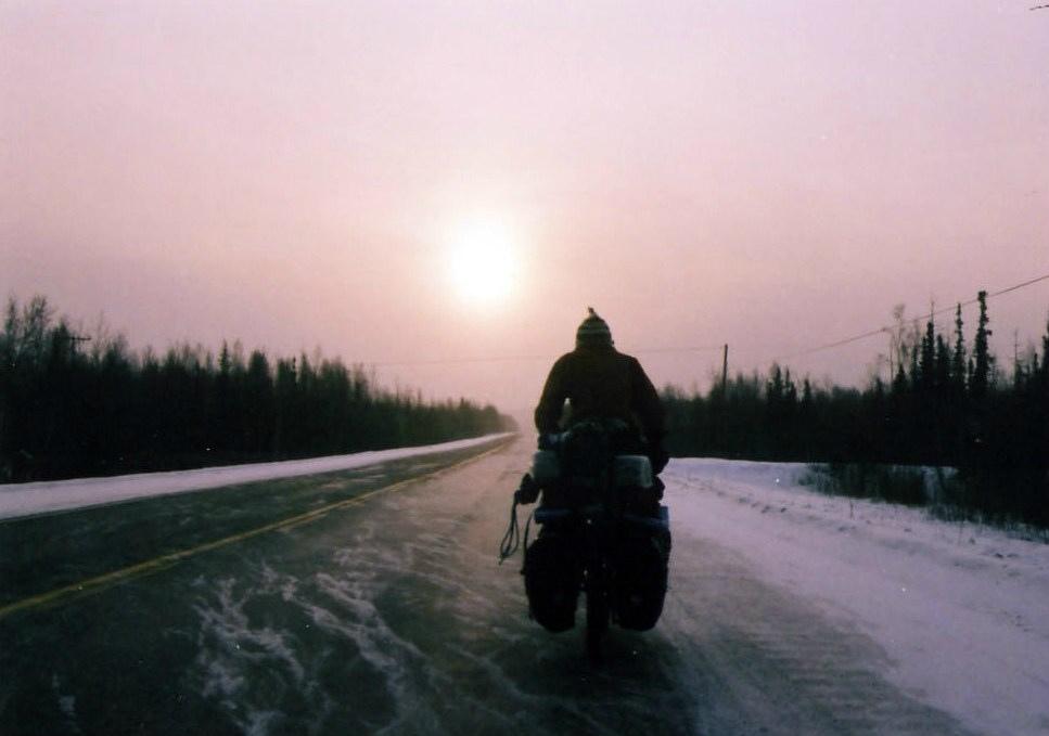 2. なぜ旅をするのか - 限界への挑戦