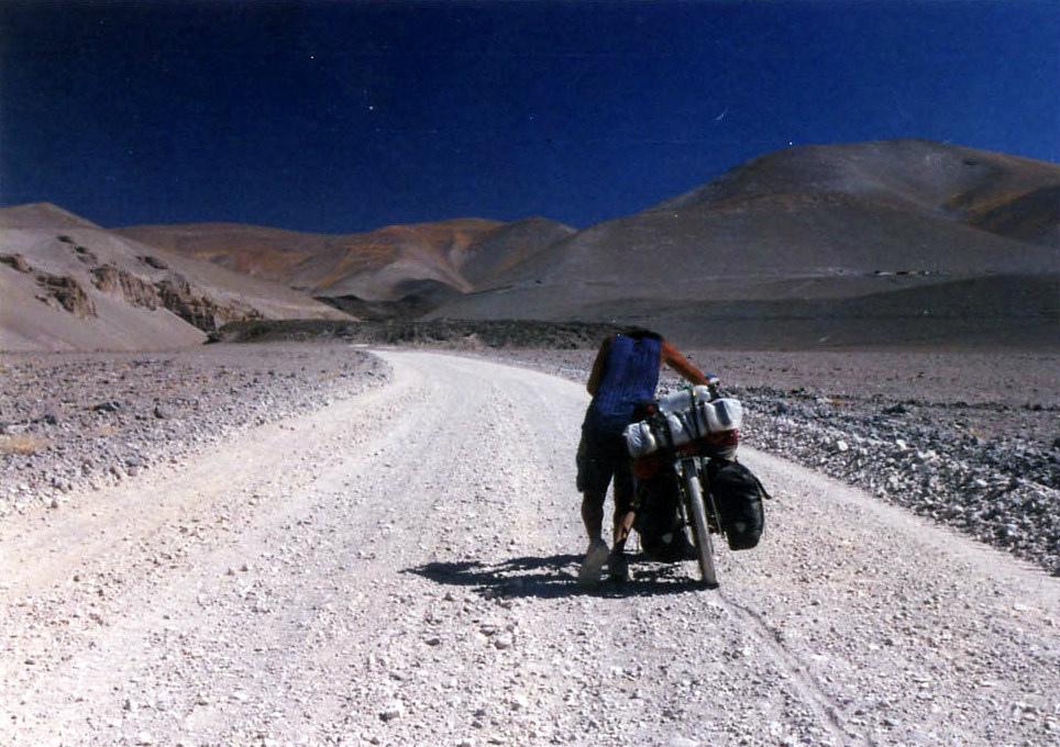 3. なぜ旅をするのか - 表現者としての挑戦